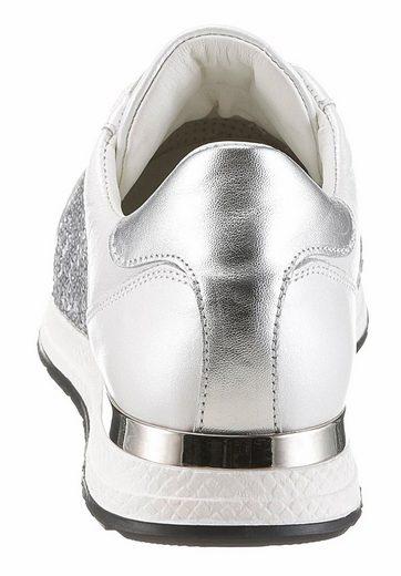 NOCLAIM Sneaker, mit funkelnden Pailletten