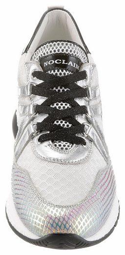 NOCLAIM Sneaker, mit Snake-Prägung