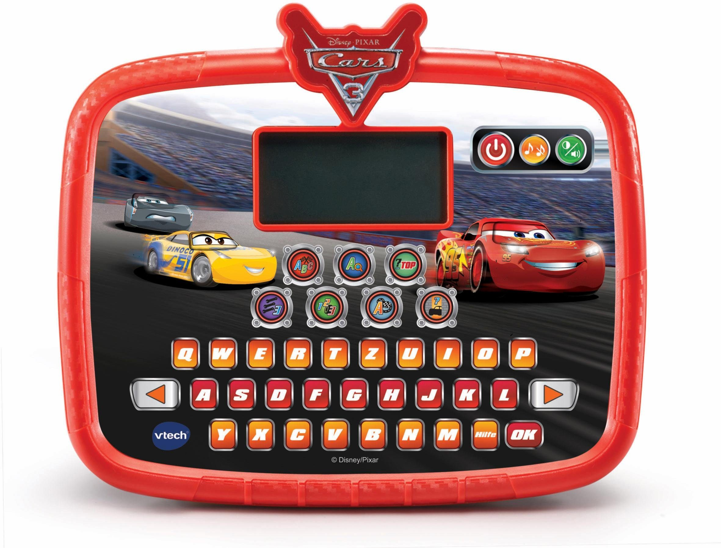 VTech Lerntablet, »Disney Pixar Cars 3 Tablet«