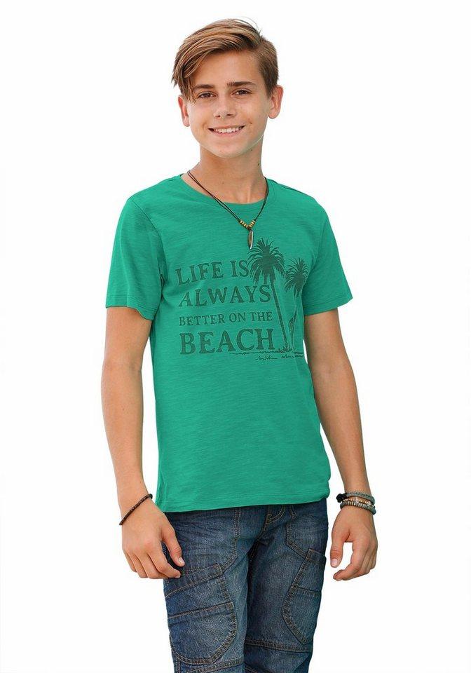 arizona t shirt beach druck online kaufen otto. Black Bedroom Furniture Sets. Home Design Ideas