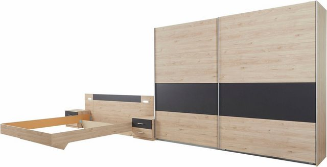 Schlafzimmer Sets - Wimex Schlafzimmer Set »Angie«, (Set, 4 St)  - Onlineshop OTTO