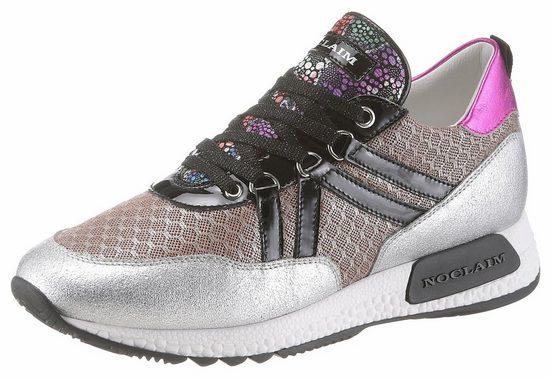 NOCLAIM Sneaker, im schönen Materialmix