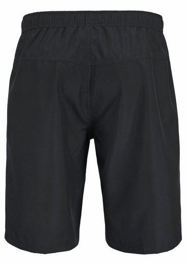 Converse Shorts STAR CHEVRON WOVEN SHORT, Leichtes, atmungsaktives und schnell trocknendes Material