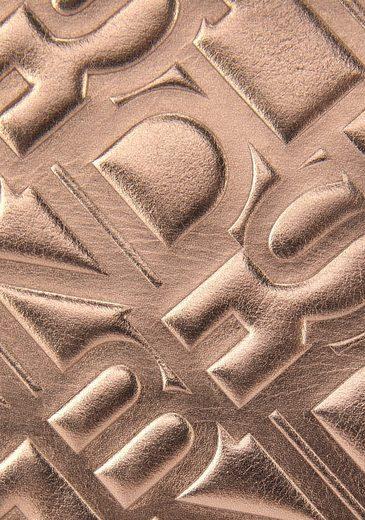 Liebeskind Clutch MinjaMS8, Mit embossed urban Logo