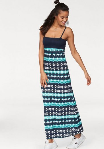 Kangaroos Maxi Dress, A Dress And Skirt Worn