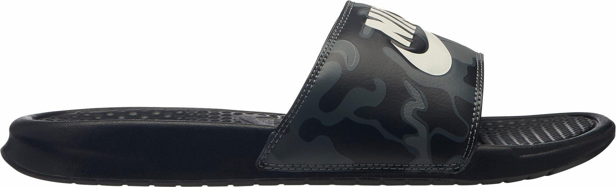 Nike Sportswear »Benassi Just do it Print« Badesandale