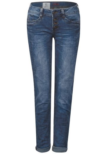 Street One Mittelblaue Denim Crissi