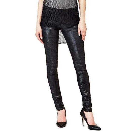Guess JEANS SKINNY METALLIC-OPTIK