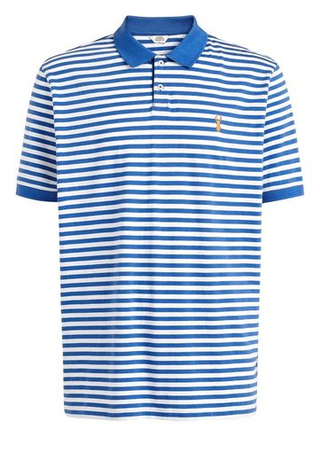 Next Striped Polo Shirt