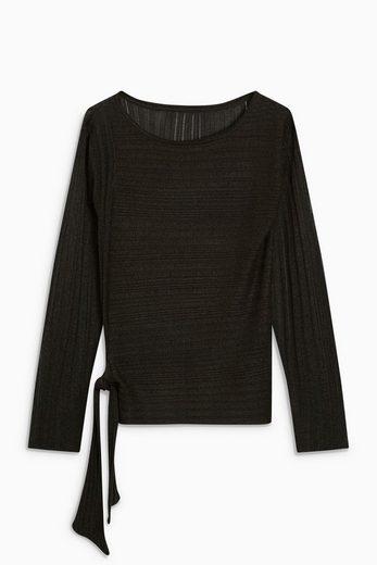 Next Pullover mit Knotendetail vorn