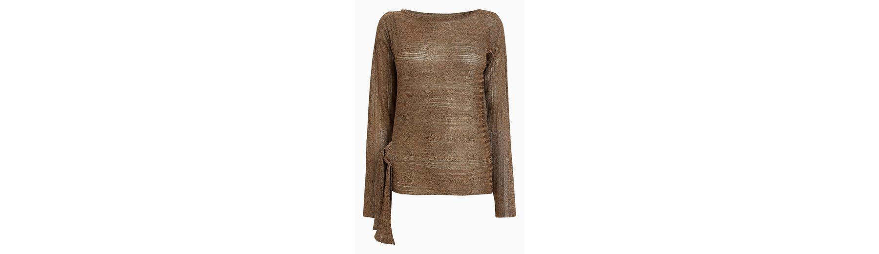 Die Günstigste Online Original Online Next Pullover mit Knotendetail vorn Heißen Verkauf Online-Verkauf Günstiges Shop-Angebot qpMOkrIv