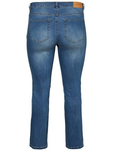 JUNAROSE Straight Fit Jeans