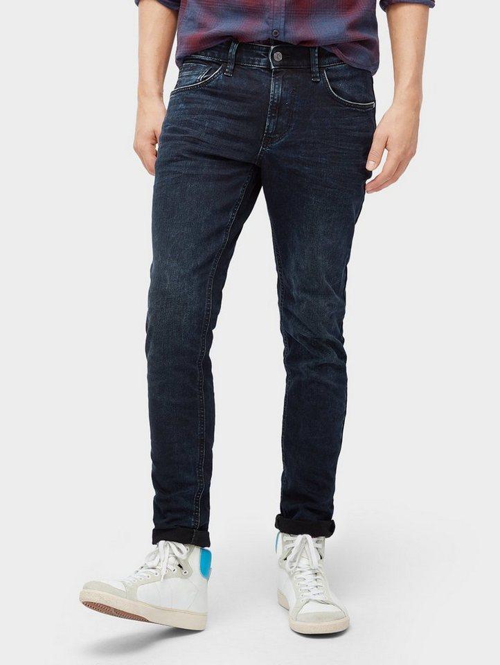 tom tailor denim 5 pocket jeans culver skinny jeans. Black Bedroom Furniture Sets. Home Design Ideas