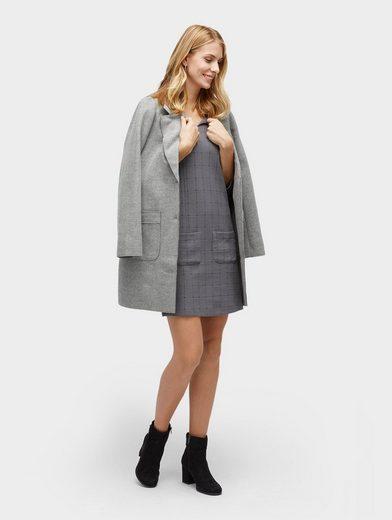 Tom Tailor A-Linien-Kleid kariertes Kleid