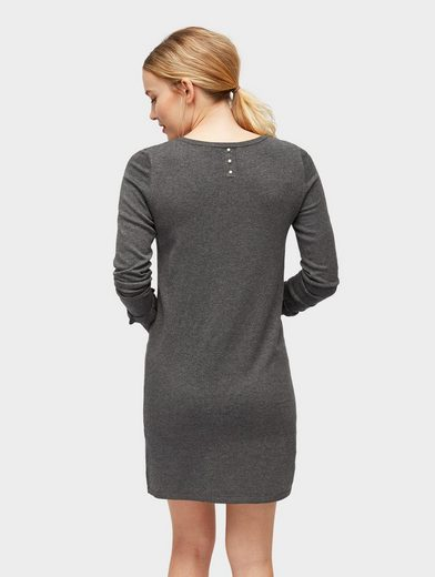 Tom Tailor A-lines-dress Lace Dress With Rippblenden