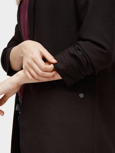 Tom Tailor Denim Longblazer Im Boyfriend-stil