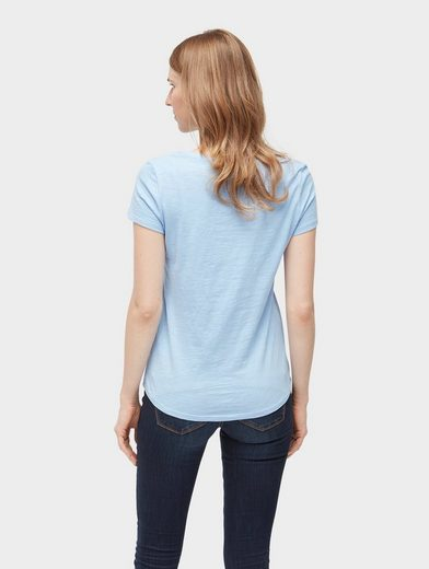 Tom Tailor Denim T-Shirt mit Print vorne