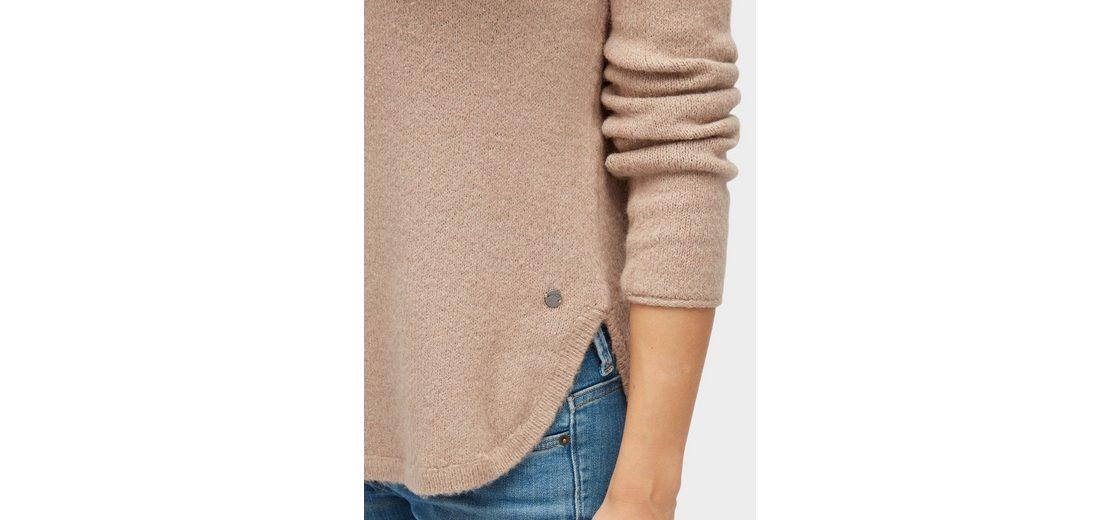 Tom Tailor Strickpullover schlichter Pullover Freies Verschiffen Verkauf Auslass Echt Kosten Günstiger Preis fJUWqJdsrE