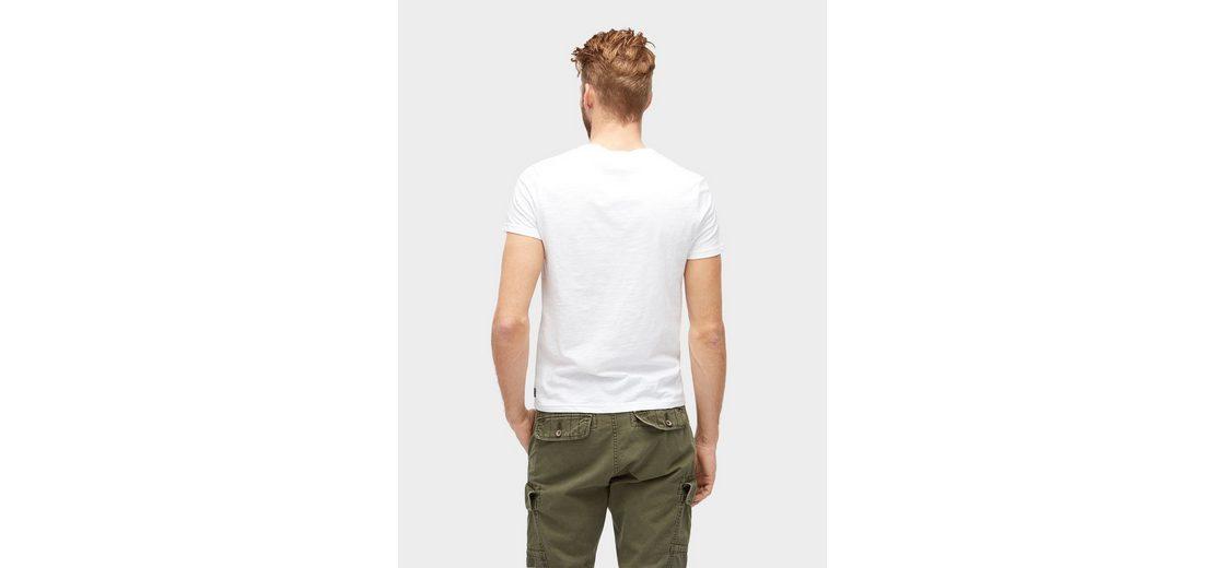 Sehr Günstig Tom Tailor T-Shirt mit Print Empfehlen Zum Verkauf Billig Verkaufen Mode-Stil Spielraum Aus Deutschland qFxfVO9gU