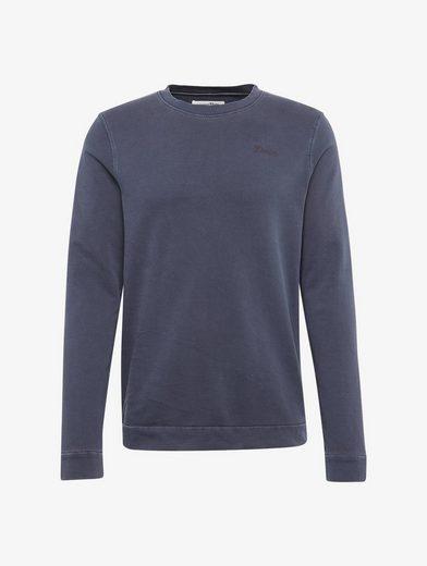 Tom Tailor Denim Sweatshirt Pullover mit Logo-Print