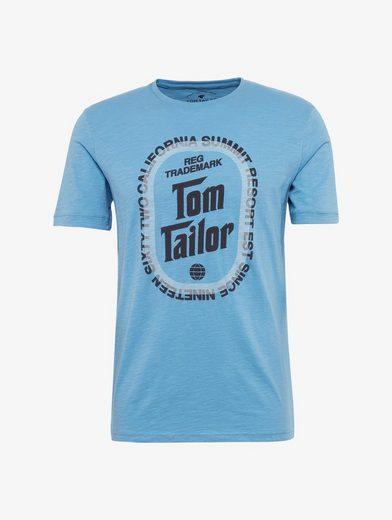 Tom Tailor T-shirt T-shirt With Magazine-print
