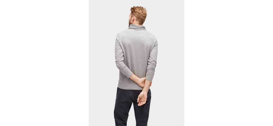 Tom Tailor Langarmshirt mit Streifenmuster Billig Store Empfehlen jix9irYEG