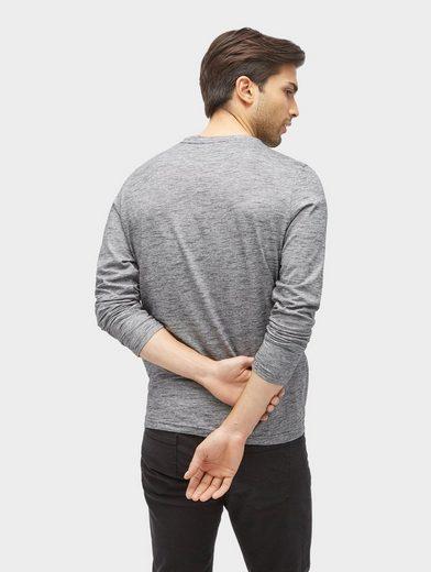Tom Tailor Langarmshirt Langarmshirt mit Print