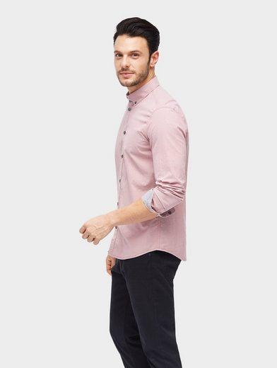 Tom Tailor Long-sleeved Shirt Plain Shirt