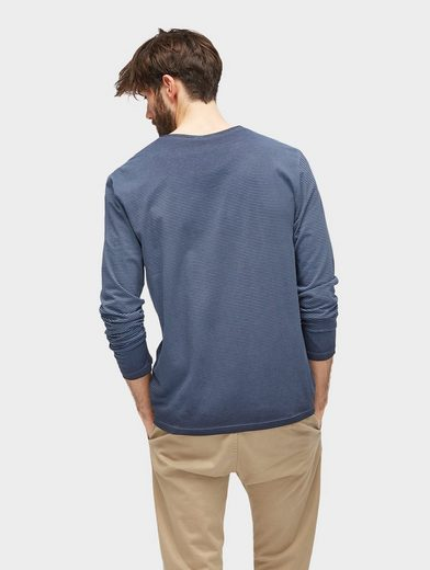 Tom Tailor Langarmshirt mit Brusttasche