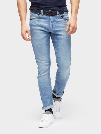 Tom Tailor 5-Pocket-Jeans Troy Slim Jeans