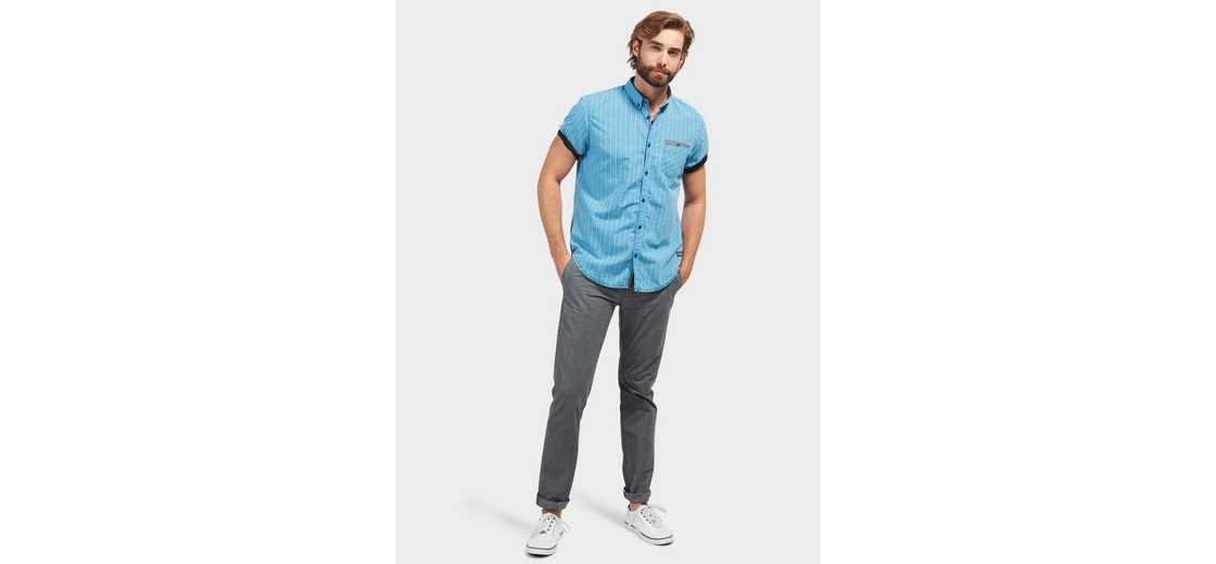 Tom Tailor Kurzarmhemd mit Karo-Muster Verkauf Bestseller Niedriger Preis Versandkosten Für Online Visa-Zahlung Verkauf Online Rabatt Heißen Verkauf vP64IOLBvP