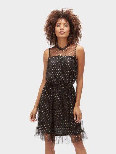 Tom Tailor A-Linien-Kleid Naomi Campbell: Kleid mit Volants