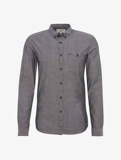 Tom Tailor Denim Shirt Shirt With Chest Pocket