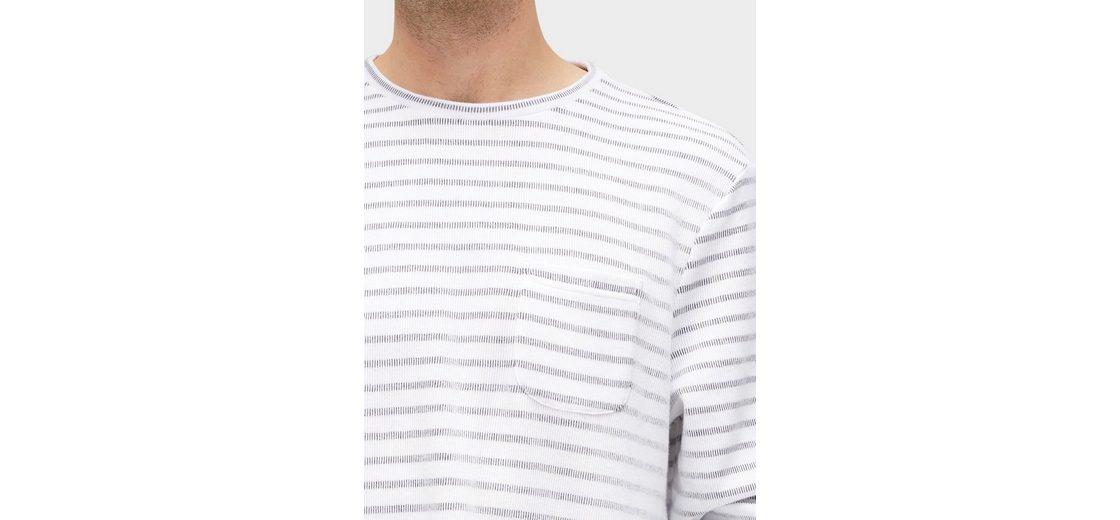 Tom Tailor Sweater mit Streifenmuster Die Billigsten Online-Shop Aus Deutschland 27CCCebm