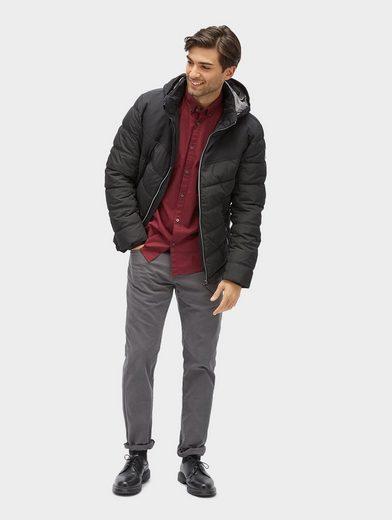 Tom Tailor Langarmhemd im schlichtem Design