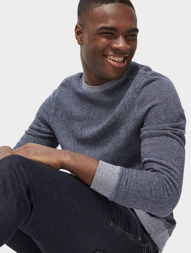 Pull Sur Mesure Tom Gemustertes Sweatshirt
