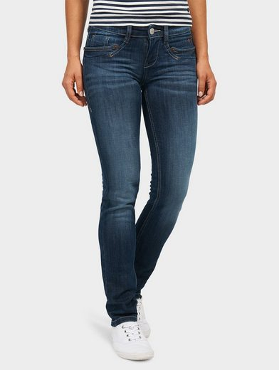 Tom Tailor 5-Pocket-Jeans Carrie Straight