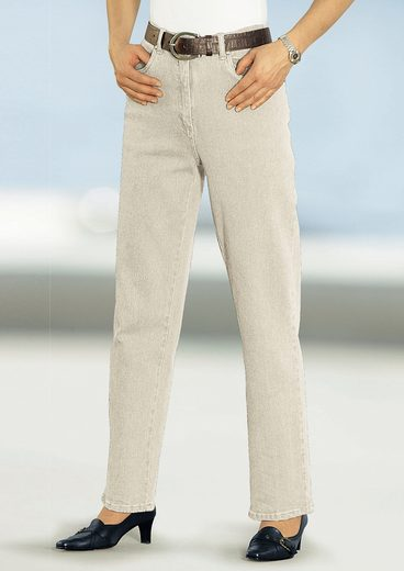 Classic Jeans mit komfortabler Leibhöhe