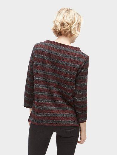 Tom Tailor Sweater mit Streifenmuster