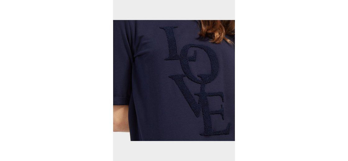 Klassisch Verkauf Besuch Tom Tailor T-Shirt mit Print Auslass Manchester Großer Verkauf X5Ncd