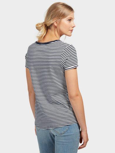 Tom Tailor Denim T-Shirt mit Print