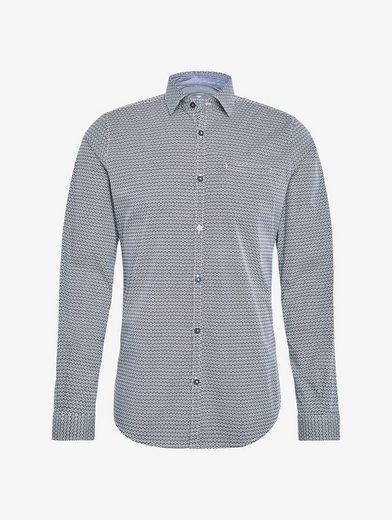 Tom Tailor Langarmhemd mit Brusttasche