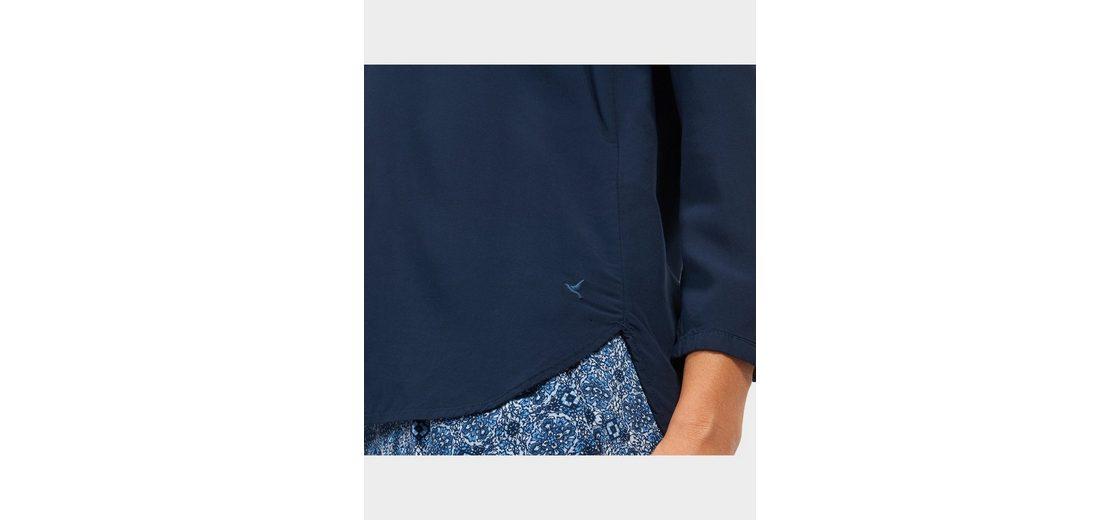 Tom Tailor Shirtbluse im schlichtem Design Hyper Online KwYgN68EO