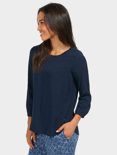 Tom Tailor Shirtbluse im schlichtem Design