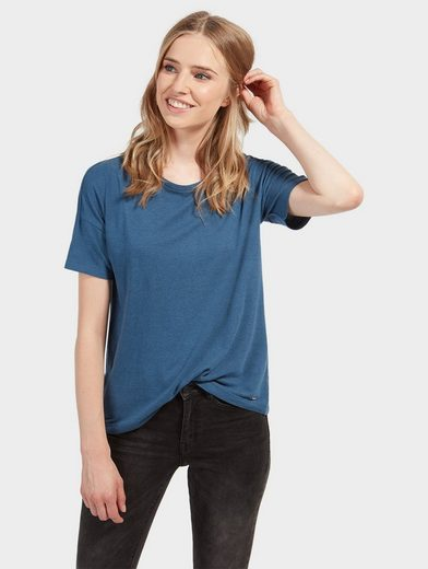 Tom Tailor Denim T-Shirt mit Streifen-Struktur