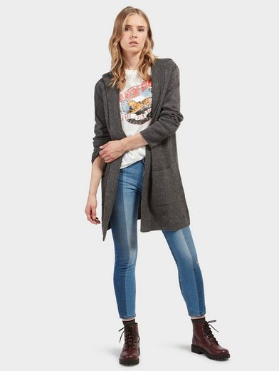 Tom Tailor Denim T-Shirt mit Tiger-Print