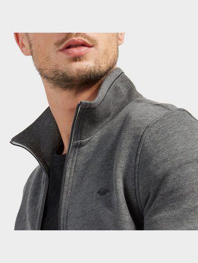 Tom Tailor Sweatjacke im schlichtem Design