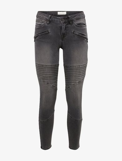 Tom Tailor Denim Skinny-fit-Jeans Jona Biker Ankle