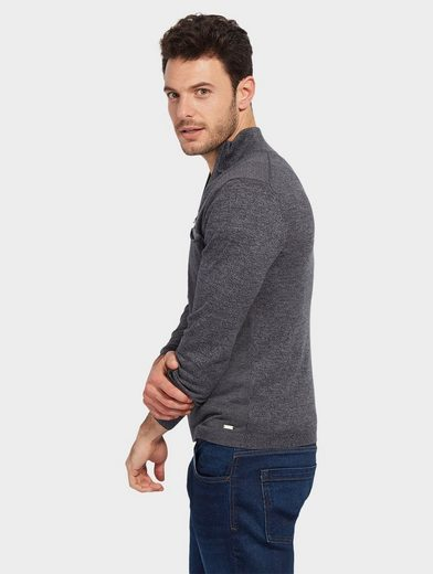 Tom Tailor Strickjacke im Slim-Fit