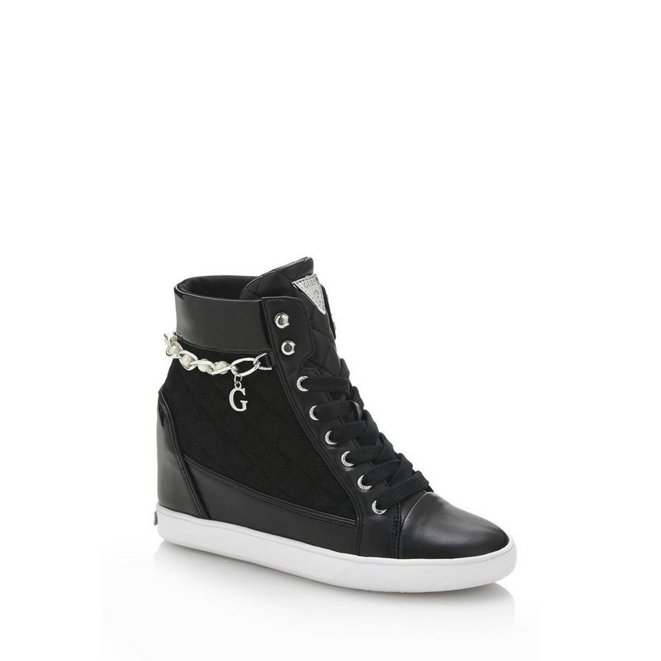 guess sneaker wedges forty spitze online kaufen otto. Black Bedroom Furniture Sets. Home Design Ideas
